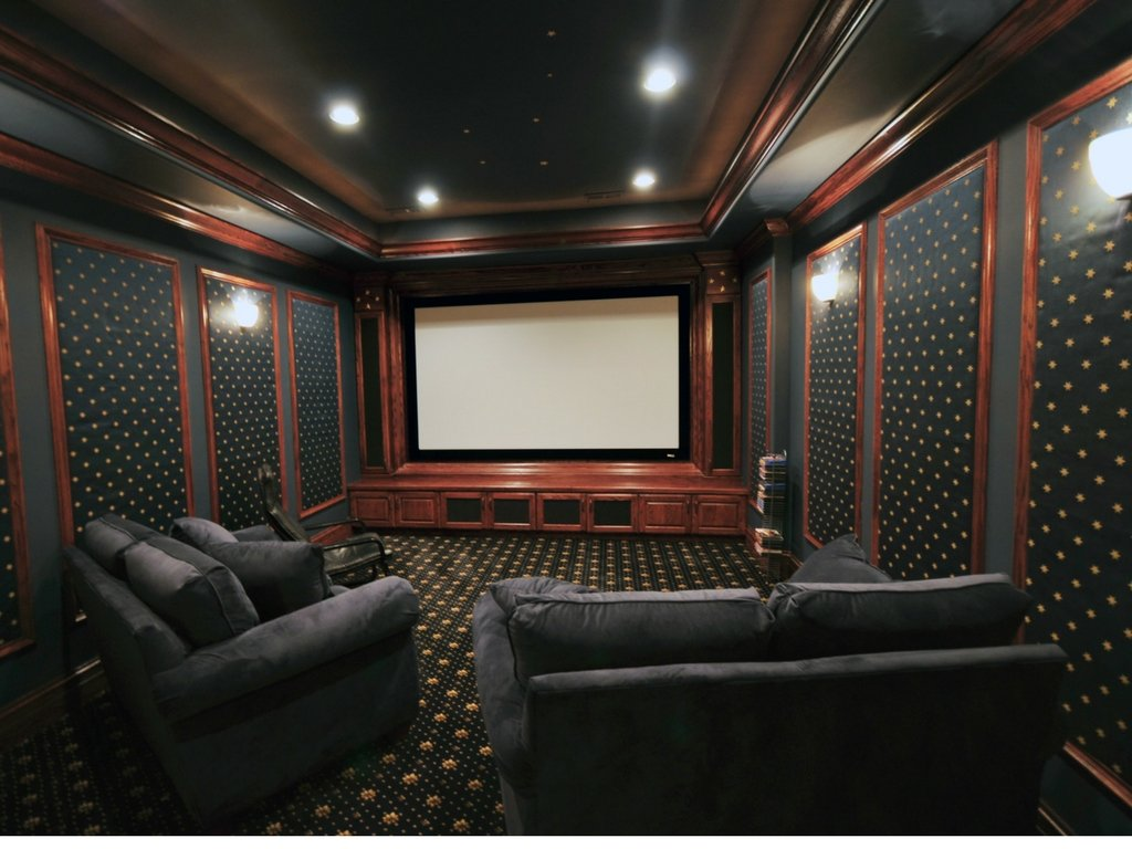 How to Soundproof a Home Theater Room